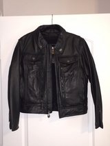 Woman's Harley Davidson Leather Jacket in Spring, Texas