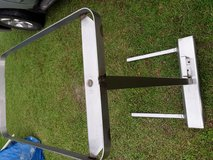 Over bed food tray holder in Leesville, Louisiana