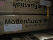 SERTA MOTION ESSENTIALS ADJUSTABLE FOUNDATION BED in Fort Campbell, Kentucky
