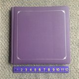 New!  Creative Memories Purple 12 x 12 Scrapbook Album with Pages in Chicago, Illinois