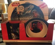 Star Wars Dinnerware Set in Yorkville, Illinois