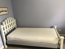 Twin headboard/ footboard in Westmont, Illinois
