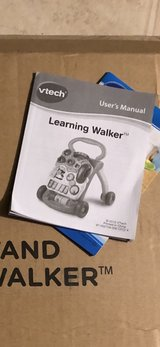 VTECH sit to stand learning Walker in Fort Campbell, Kentucky