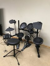 Electric Drum Set in Yorkville, Illinois