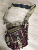 Maxpedition sling bag in Okinawa, Japan