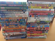 British Children's DVDs in Stuttgart, GE