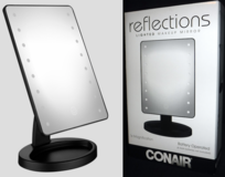 New! Conair LED Lighted Vanity Makeup Mirror w/ Touch Screen in Naperville, Illinois