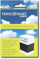 New! Conair Travel Smart Reverse 50 Watt Reverse Transformer in Westmont, Illinois