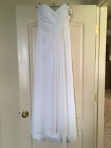 Bridal Wedding Dress - Brand New - sz 8 in Alamogordo, New Mexico