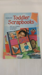 NEW Memory Maker - Toddler Scrapbooks in Plainfield, Illinois