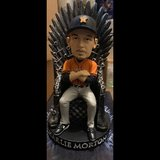 Game of Thrones Charlie Morton Astros Bobblehead in Cleveland, Texas
