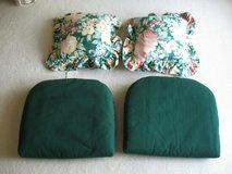 Lloyd Flanders Cushions-Forest Green in Bolingbrook, Illinois