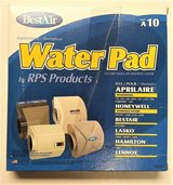 BestAir A10 Best Air Furnace Humidifier Evaporator Replacement Water Pad in Aurora, Illinois