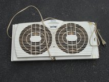 """HOLMES ONE DIRECTION DOUBLE 8 """" WINDOW FAN in Naperville, Illinois"""