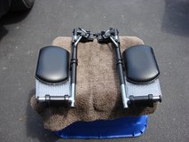 PAIR OF NEW WHEELCHAIR FOOT RESTS in Aurora, Illinois
