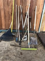 Antique tools, saws, & more in Yucca Valley, California