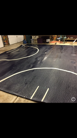 Extra large wrestling/tumbling mat in Tinley Park, Illinois