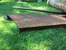 """Used 12"""" channel iron in Conroe, Texas"""