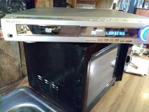 Samsung DVD/AM/FM/5x60 watt amp home theater player. This Plays every thing, has digital out (RC... in Alamogordo, New Mexico