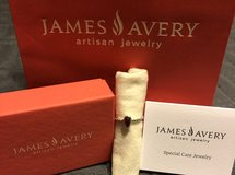 James Avery Retired Red Chameleon Tear Drop Ring - Size 8 in Baytown, Texas