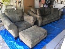 Couch, Chair and Ottoman in Bolingbrook, Illinois