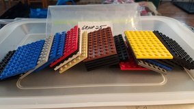 25 Lego 6 x 10 Plates Group 25 in Naperville, Illinois