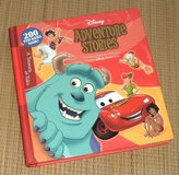 Disney Pixar Adventure Stories Thick 320 Page 19 Classic Storybook Collection in Joliet, Illinois