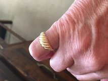 14K SCALLOP RING in Yucca Valley, California