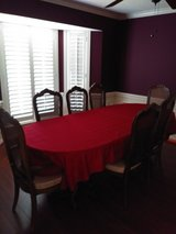 Formal Dining Set with Hutch in Houston, Texas