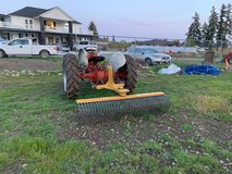 FORD 8 - N TRACTOR, works great, see video - Call me or text me and i shall send to you.  also p... in Fort Lewis, Washington