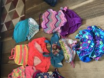 Swim suits size 4-5 in Yucca Valley, California