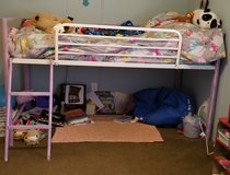 REDUCED Twin Loft Bed in Fort Polk, Louisiana
