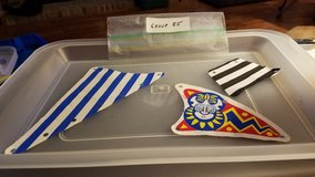 3 Lego Cloth Sails Group 85 in Naperville, Illinois