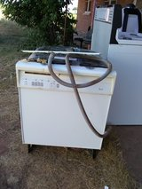 Built in Dishwasher - worked when pulled in Alamogordo, New Mexico