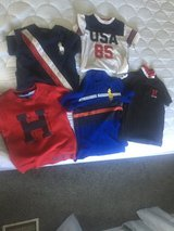 Boys size 7 lot of 7 Ralph Lauren and Tommy in Aurora, Illinois