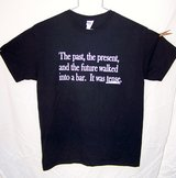 Humorous Gag T-Shirt, Size M in Alamogordo, New Mexico
