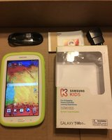 """Samsung galaxy tab kids tablet 7"""" ( Price is Firm ) NEW Open Box in Baytown, Texas"""