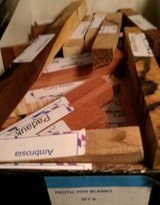 Woodcrafter's Exotic Wood N21 BUY 1 GET 1 FREE in Houston, Texas