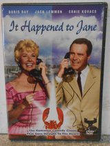 NEW It Happened to Jane (2005) DVD RARE Doris Day Jack Lemmon Romantic Comedy SEALED in Joliet, Illinois