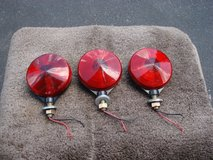 "THREE 4 "" RED TRAILER LIGHTS in Chicago, Illinois"