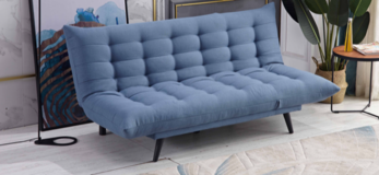 """NEW! CONTEMPORARY SLEEK STYLING """"COMFY SOFA BED SLEEPER / LOUNGER:) in Camp Pendleton, California"""