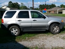 REDUCED Ford Escape in Fort Polk, Louisiana