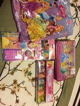 Princess gifts with bag in Conroe, Texas