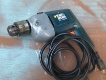 """B&D 1/2"""" Electric Drill in Glendale Heights, Illinois"""