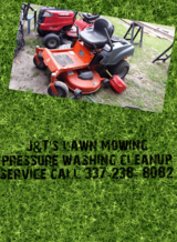 J&T Lawn Service in Leesville, Louisiana