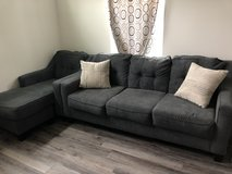 Couch with matching chair in Bolingbrook, Illinois
