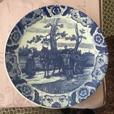 XL Delft Plate in Ramstein, Germany