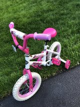 Children's bicycle in Chicago, Illinois