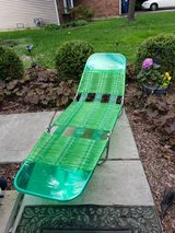 O'rageous Vinyl Strap Lounger in Glendale Heights, Illinois