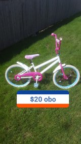 "Bicycle girls 20"" in Bolingbrook, Illinois"